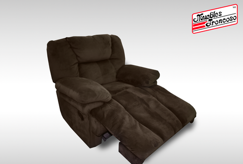 SILLON 9400 DONNA CHOCOLATE