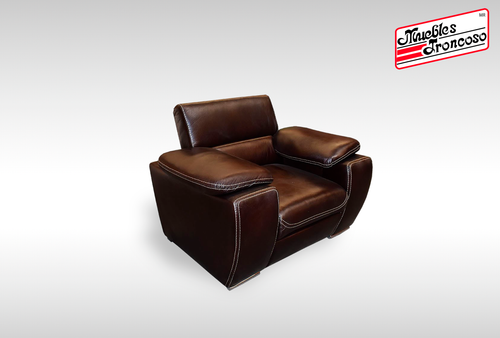 SILLON TOKIO II CHOCOLATE