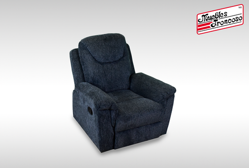 SILLON RECLINABLE AIDA GREY