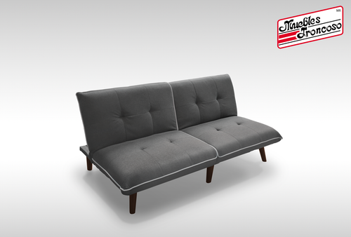 SOFA CAMA GSA-20744UH-NF DARK GREY