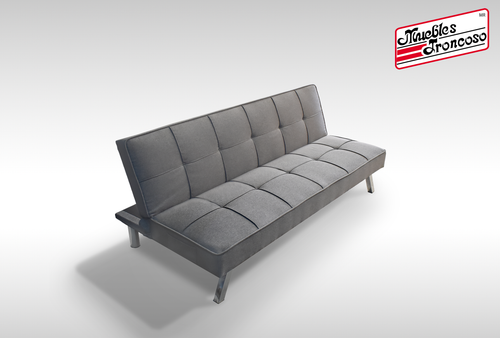 SOFA CAMA GSA-20711UH GREY