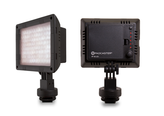 Padcaster: The Most Complete, All-in-One Mobile Video Solution