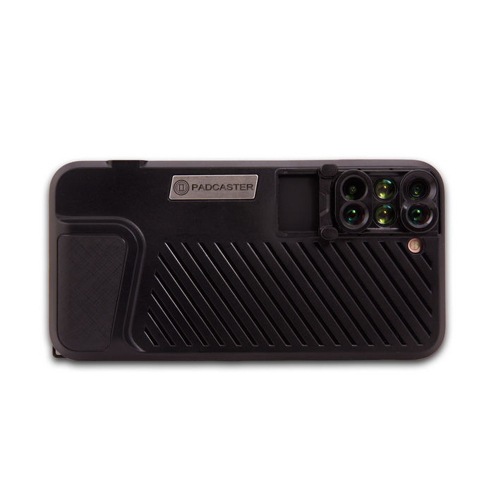 Padcaster iPhone 6-in-1 Lens Case