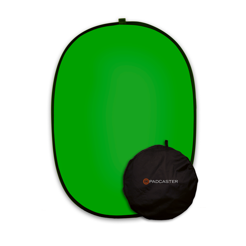 Padcaster Green Screen