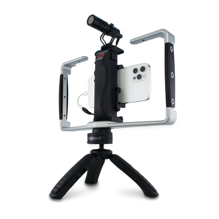 Padcaster Verse Mobile Media Kit for Smartphones