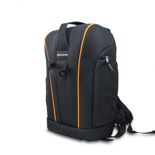 Padded Waterproof Camera Backpack with Compartments