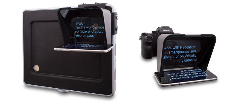 Padcaster Parrot Teleprompter Kit