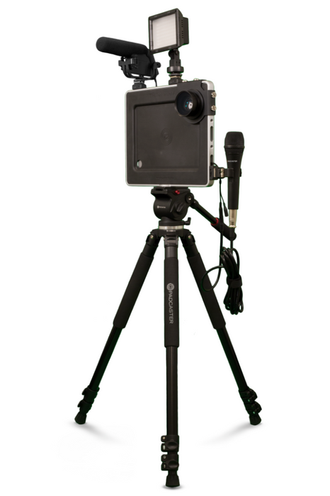 Padcaster Journalism Studio