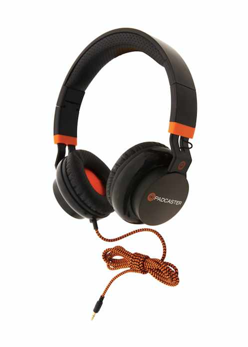 Padcaster Stereo Headphones