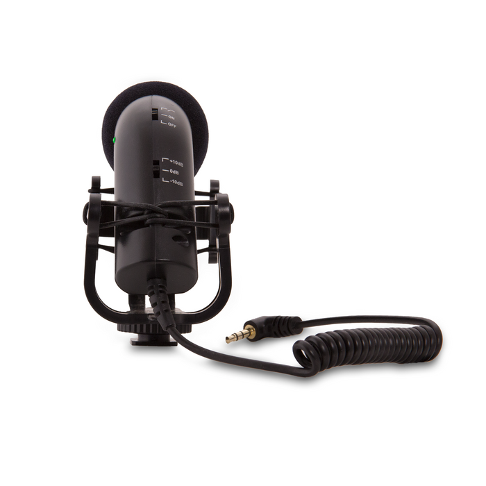 Padcaster Unidirectional Microphone Kit