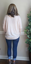 The Knotted Top, Beige