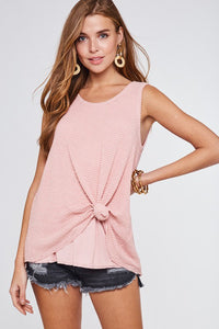 Summer In Love Tank, Pink