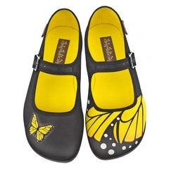 Chocolaticas® Butterfly Flat para Mujeres
