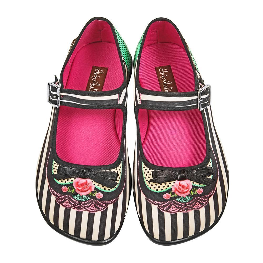 Marcas mexicanas de zapatos Hot Chocolate Design.