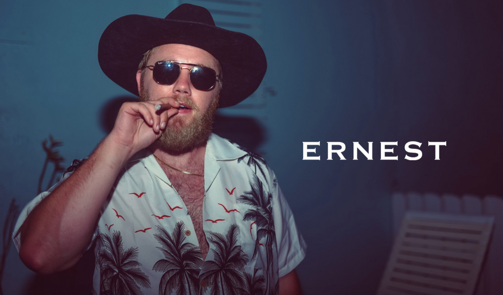 "Ernest Releases New Album ""Locals Only"" - Joins the Filthy Flamingos"