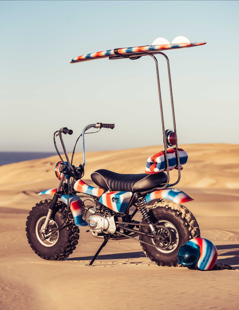 Deus Customs' Goof Bike