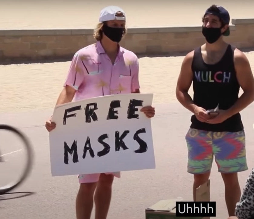 """Chad Goes Deep"" Solving the Mask Shortage"