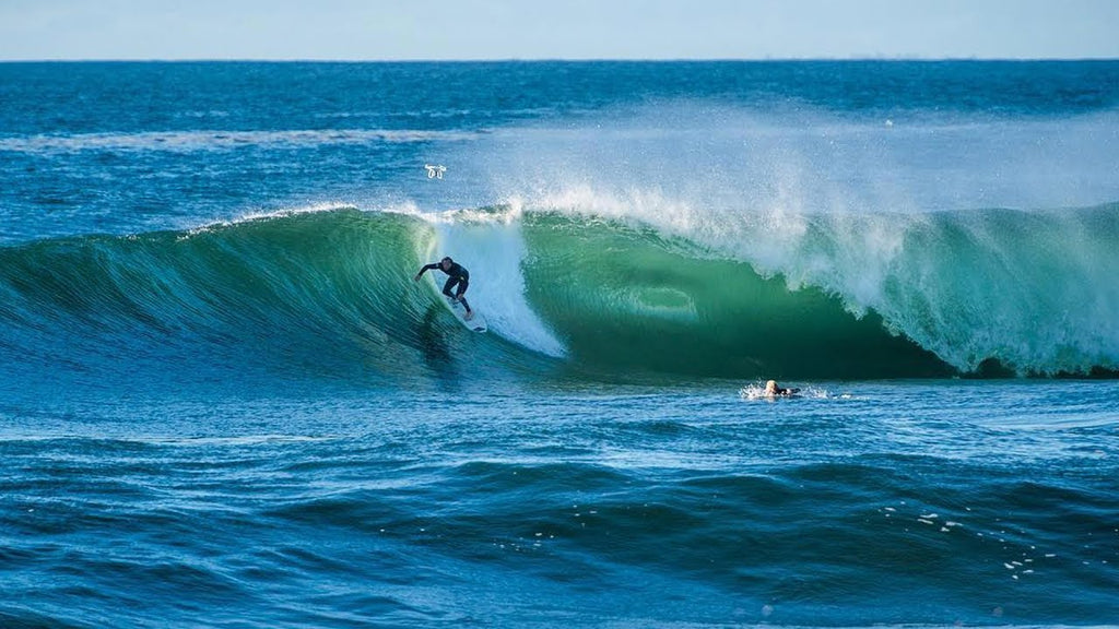 Ben Gravy Surfs All 50 States