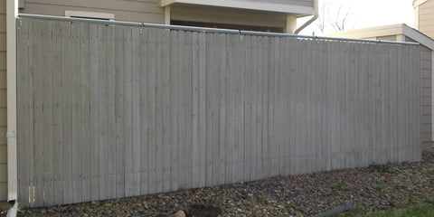 coyote rollers direct 6ft fence