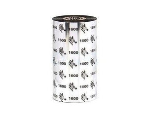 Ribbon Zebra Technologies 1600 Standard - 110mm x 70m