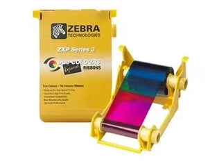 Ribbon ZEBRA Color para ZXP3 800033-840
