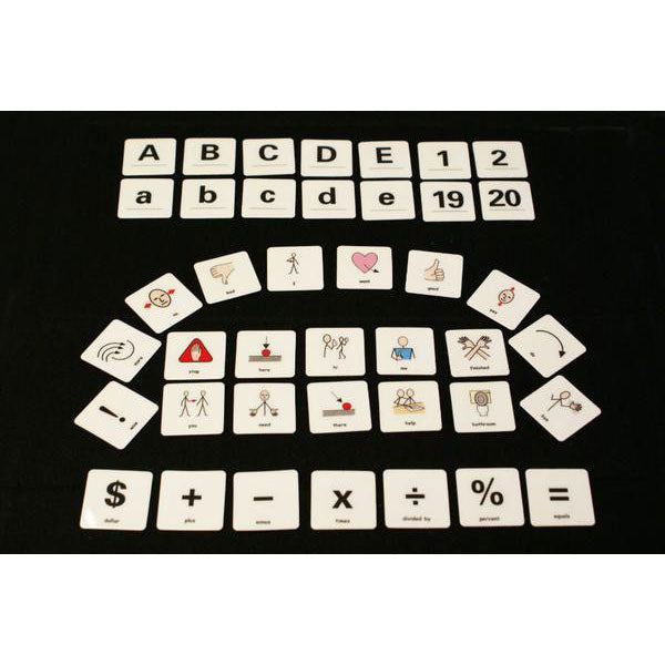 ProxTalker/ProxPAD District 75 Educational Tag Set