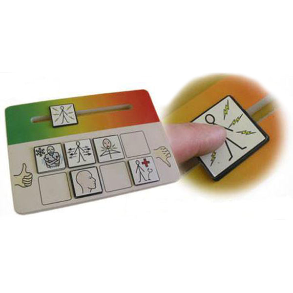 Whatz-it - Pain Scale Communicator