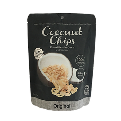Panda Coconut Chips - Original