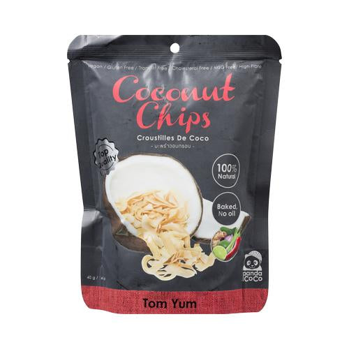 Panda Coconut Chips - Thai Tom Yum