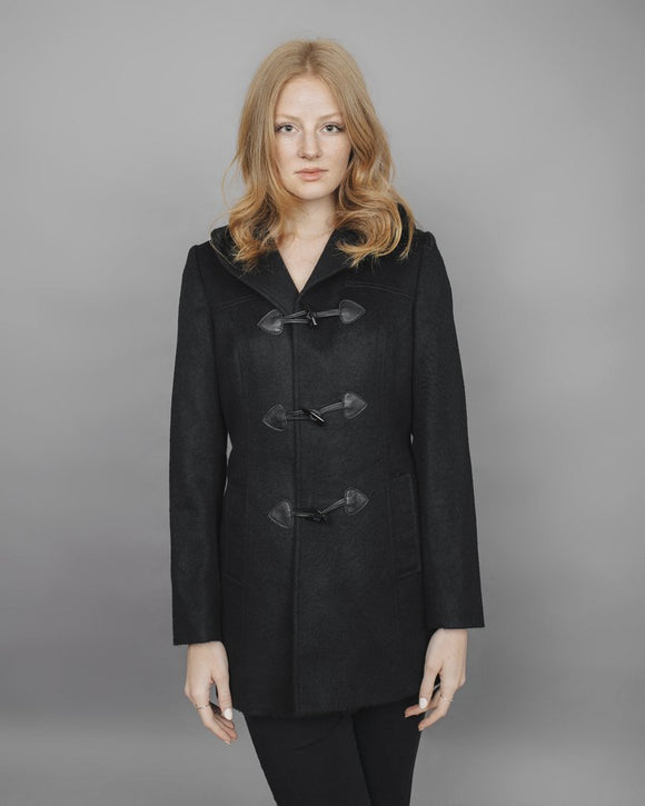 SAMI Alpaca Wool Coat