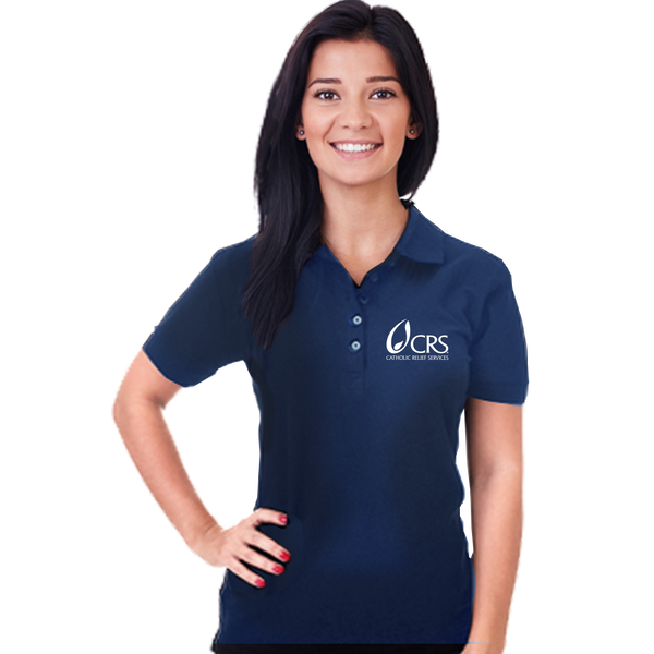 Embroidered Organic Unisex Polo