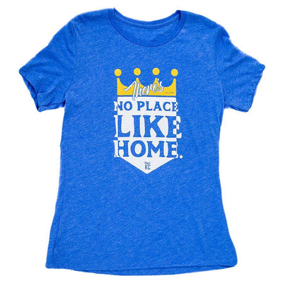 No Place Like Home | Royal Blue Women's
