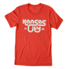 KCK/MO | Heather Red Unisex Triblend