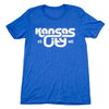 KCK/MO | Blue Unisex Triblend