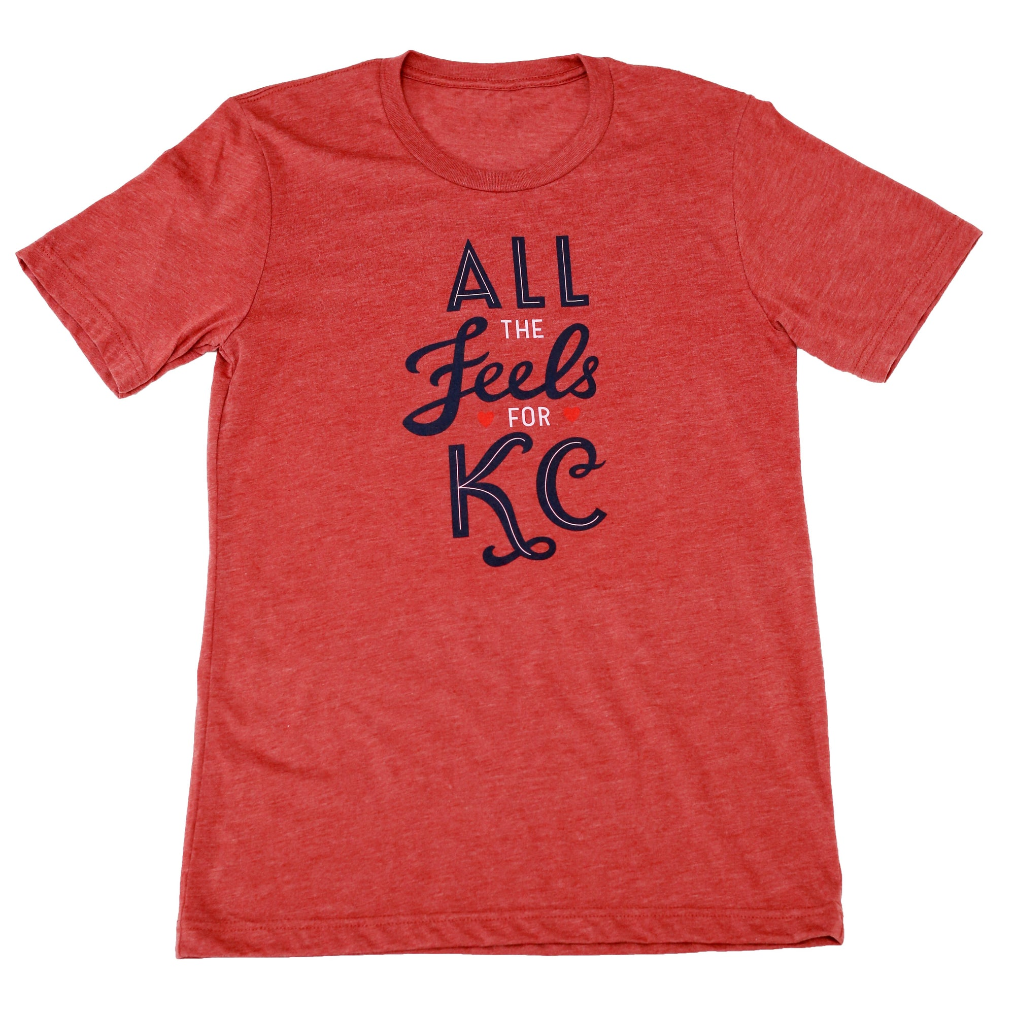 All The Feels | Clay Unisex Tri-Blend