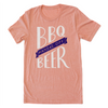 BBQ/Beer KC | Sunset Unisex Tri-Blend