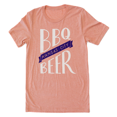 BBQ/Beer | Sunset Unisex Tri-Blend