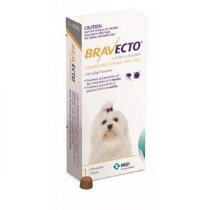 Bravecto For Dogs