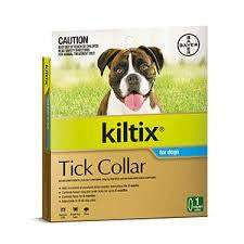 Bayer Kiltix tick collar for Dogs | UnitedPetWorld