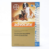 Bayer Advantage Multi For Dogs (Advocate)