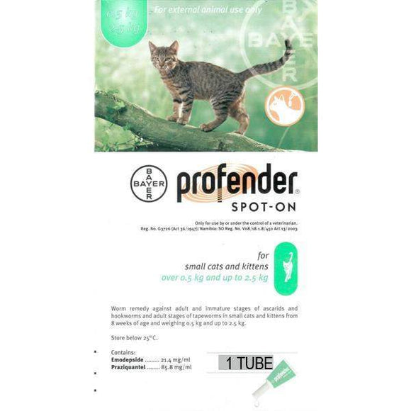 Profender Spot On For Cats