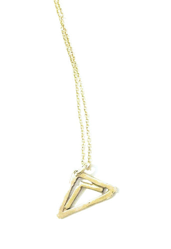 Athens Necklace 14K Gold