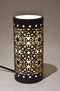 "The Porcelain Garden: ""Casablanca"" - Lamp (SOLD)"