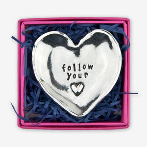 "Basic Spirit: Charm Bowl ""Follow Your Heart"""
