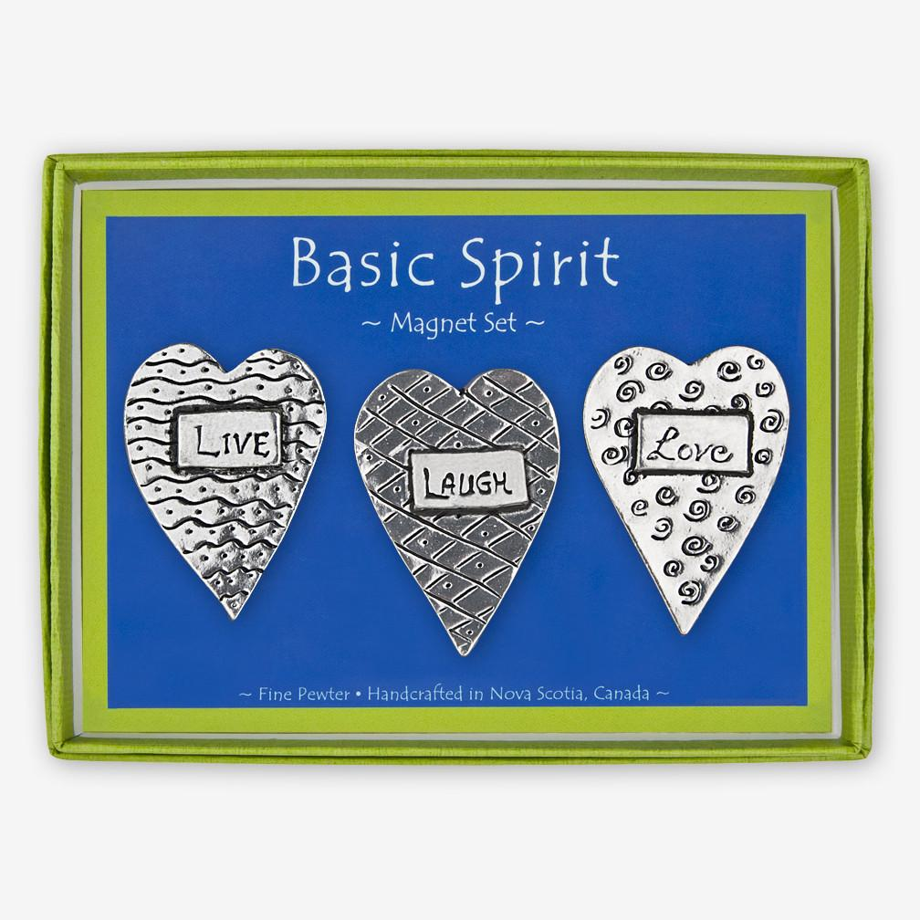 Basic Spirit: Hearts Magnet Set
