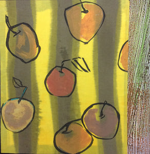 Astrid Bennett: Botanical Fragments #4- Apples