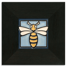 Motawi Tile: 4x4 Bee