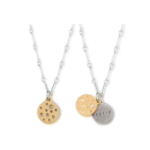 Kathy Bransfield: Pendant with Chain- Create