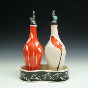 Marion Nehmer: Oil Bottle Nesting Dish