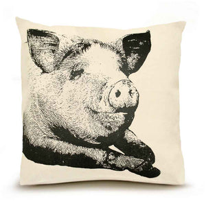 Eric & Christopher: Large Pig Pillow